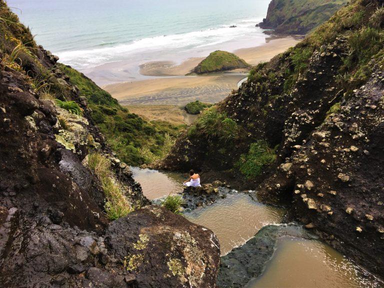 Anawhata Rock Pools
